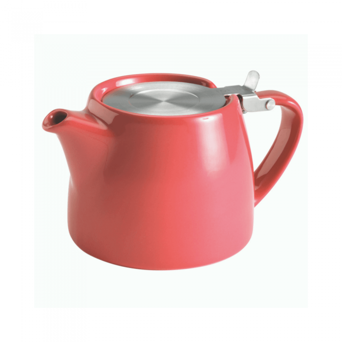 Coral For Life Teapot