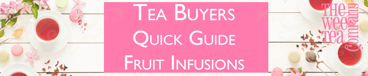 Fruit Teas and Fruit Infusions
