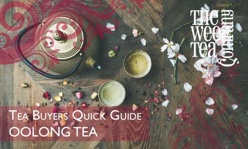 Oolong Tea Buyers Guide 1