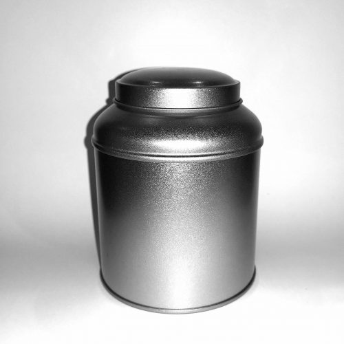 Double Lid Tea Caddy