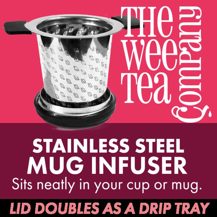 Stainless Steel Mug Tea Infuser for Tea