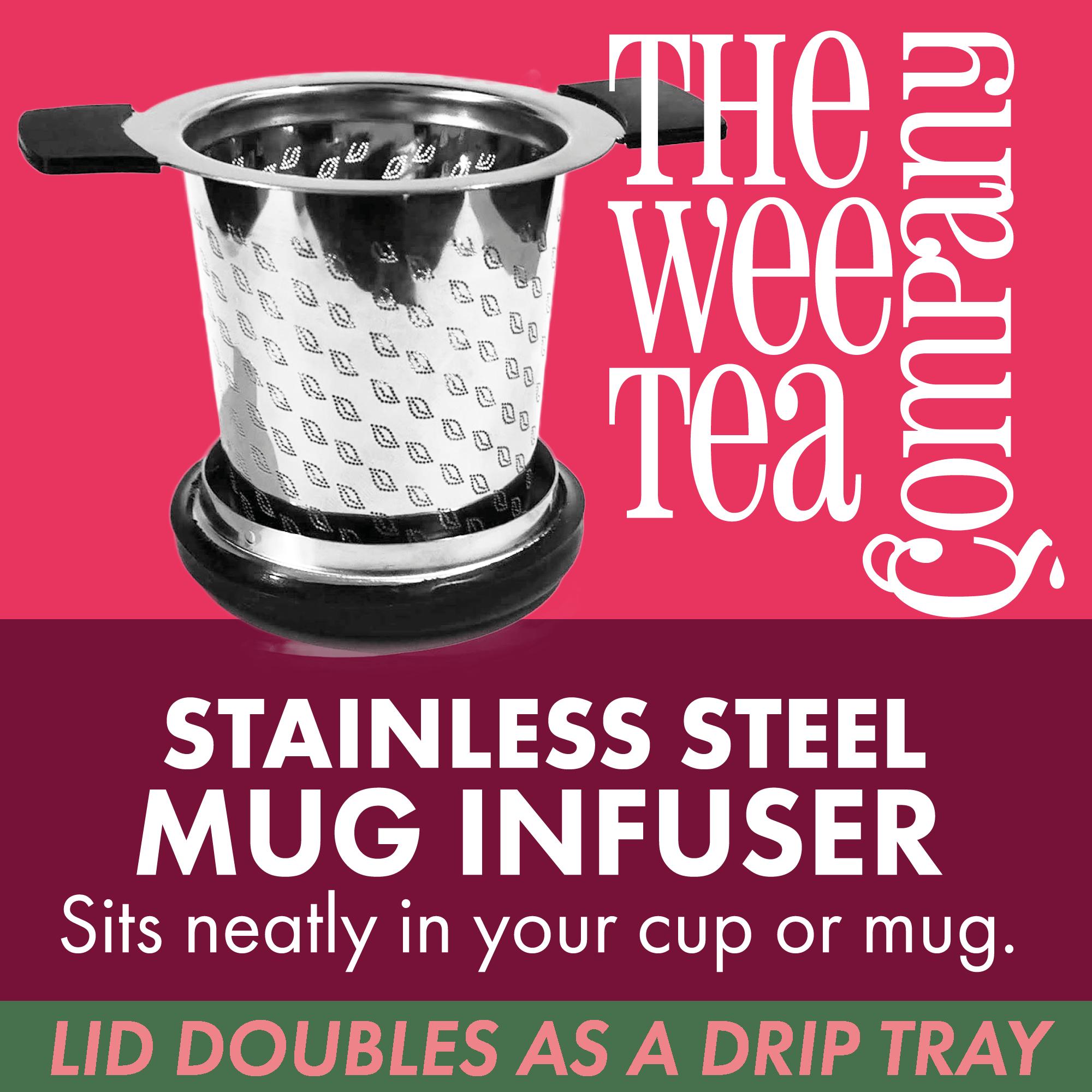Stainless Steel Mug Infuser for Tea