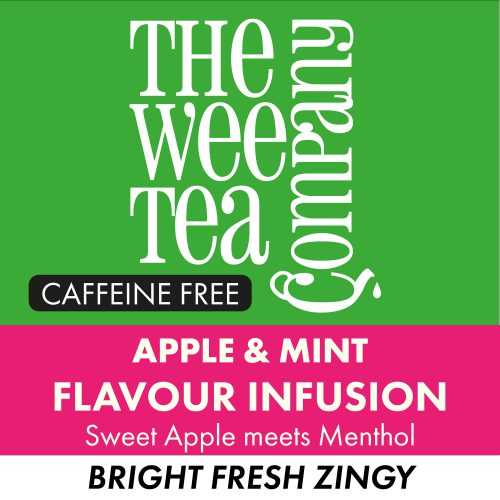 Apple and Mint Infusion