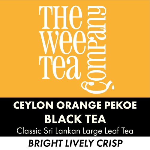 Ceylon Orange Pekoe Tea