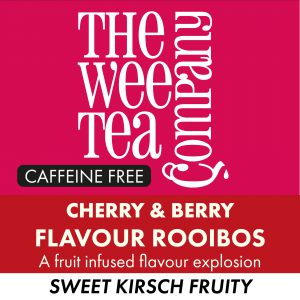 cherry & berry flavoured rooibos
