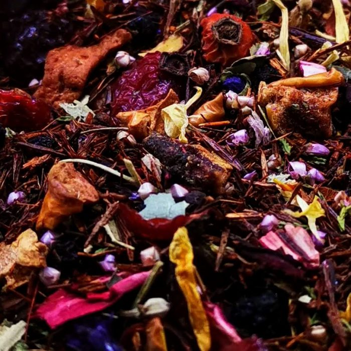 Cherry & Berry Flavour Rooibos