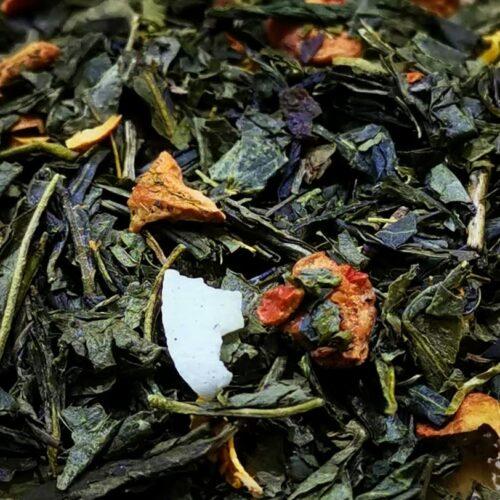 Mango Flavour Green Tea