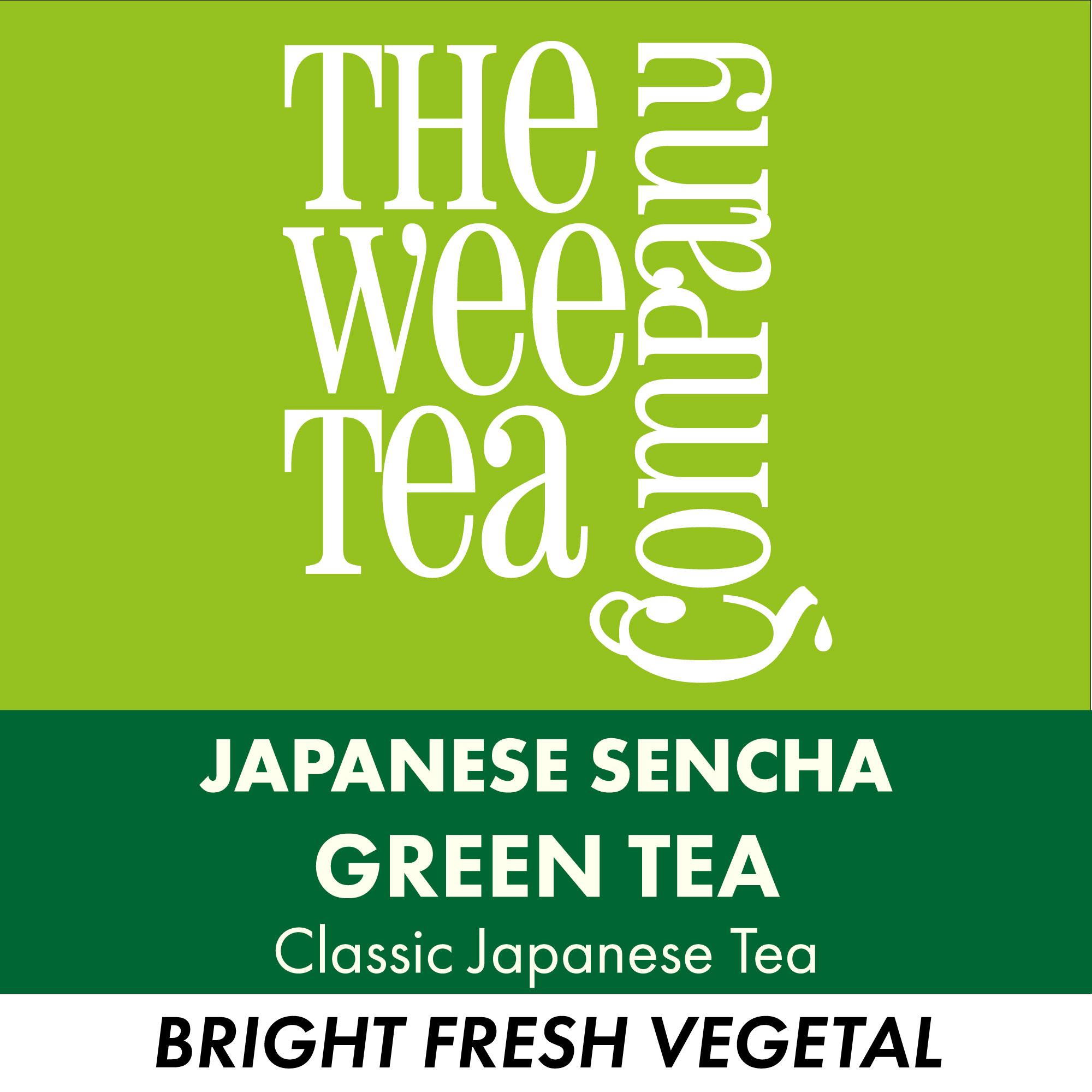 Japanese Sencha Green Tea