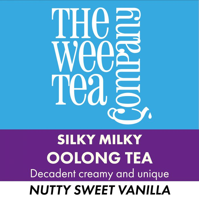 Milky Oolong Tea