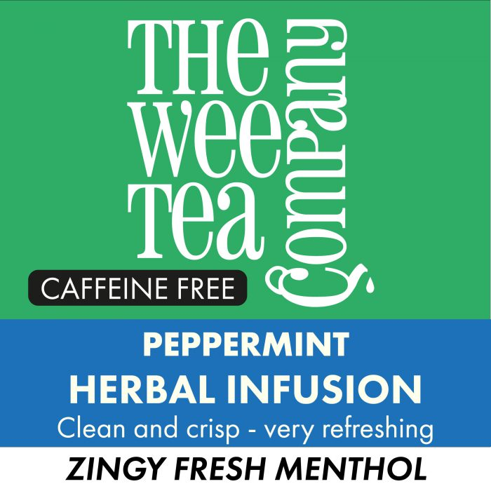PEPPERMINT TEA - Sublime Menthol Burst, Top 3 Herbal Teas 1