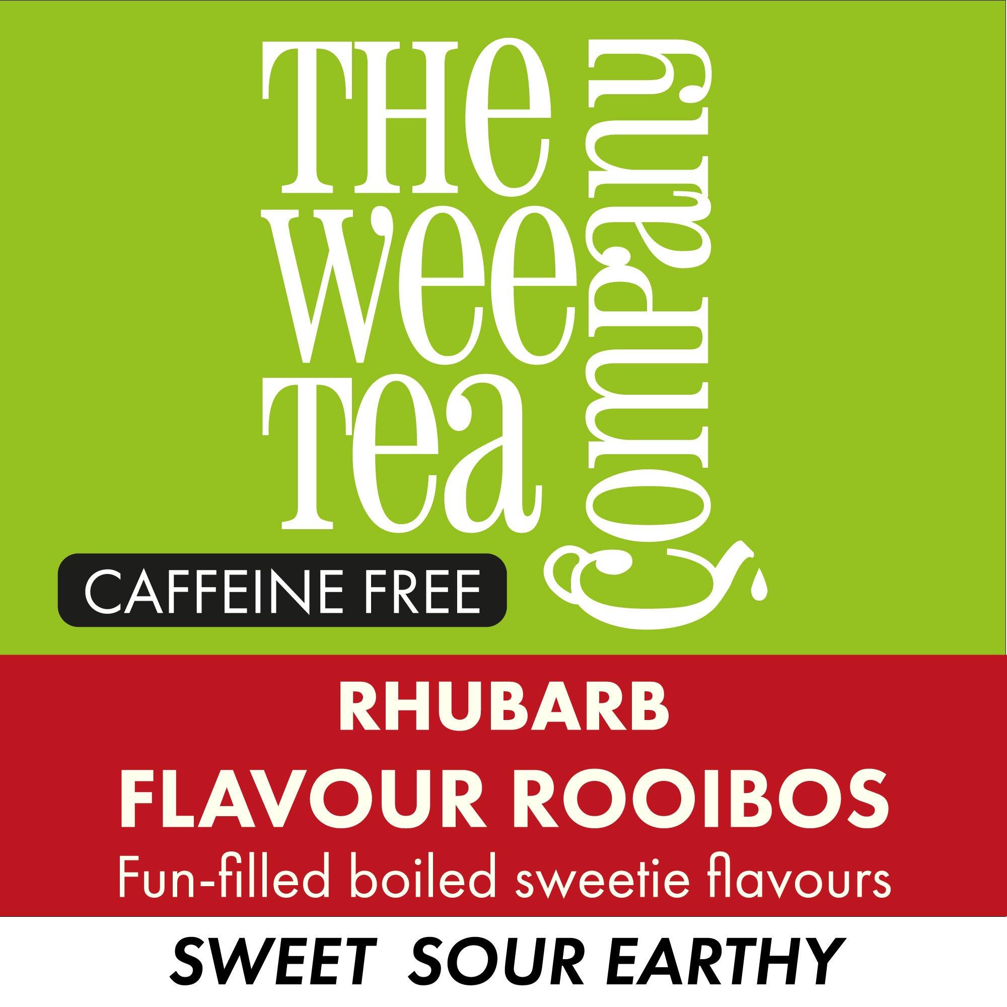 Rhubarb Rooibos