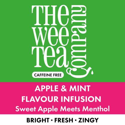 Apple Mint Tea
