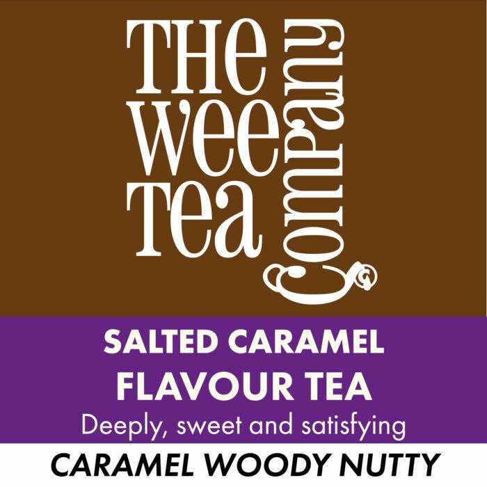 Salted Caramel Tea