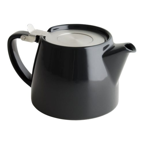Black Tea Pot for Infusing Loose Leaf Tea