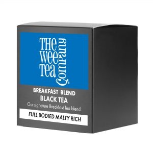 Box of Breakfast Tea Blended in Scotland