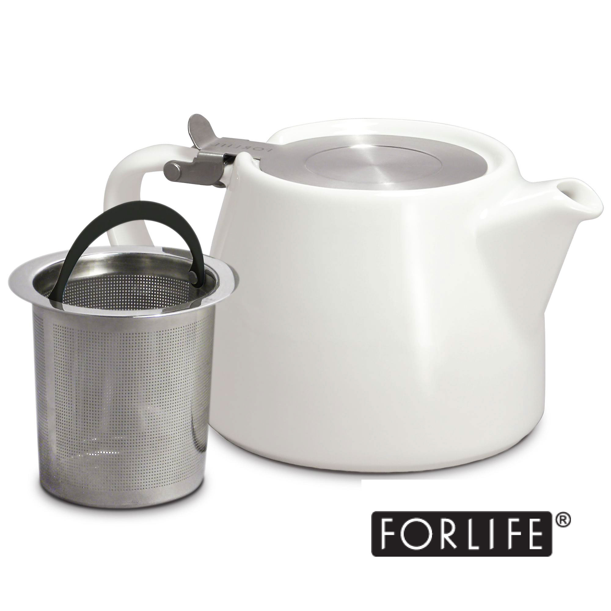For Life Loose Leaf Teapot with Infuser