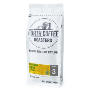 Forth Coffee - Brazilian Santos Coffee Roasted in Scotland
