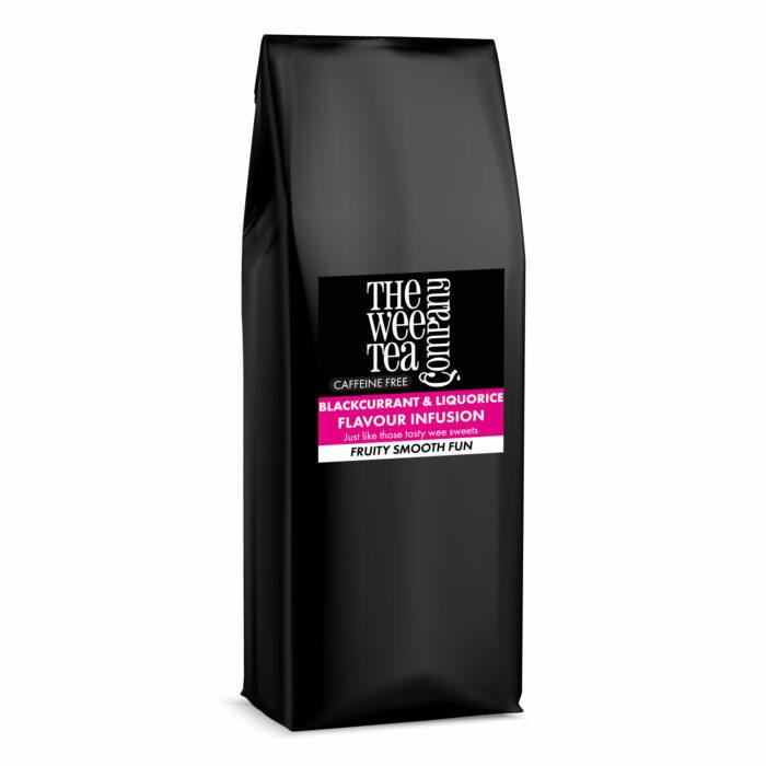 Blackcurrant and Liquorice Tea Infusion
