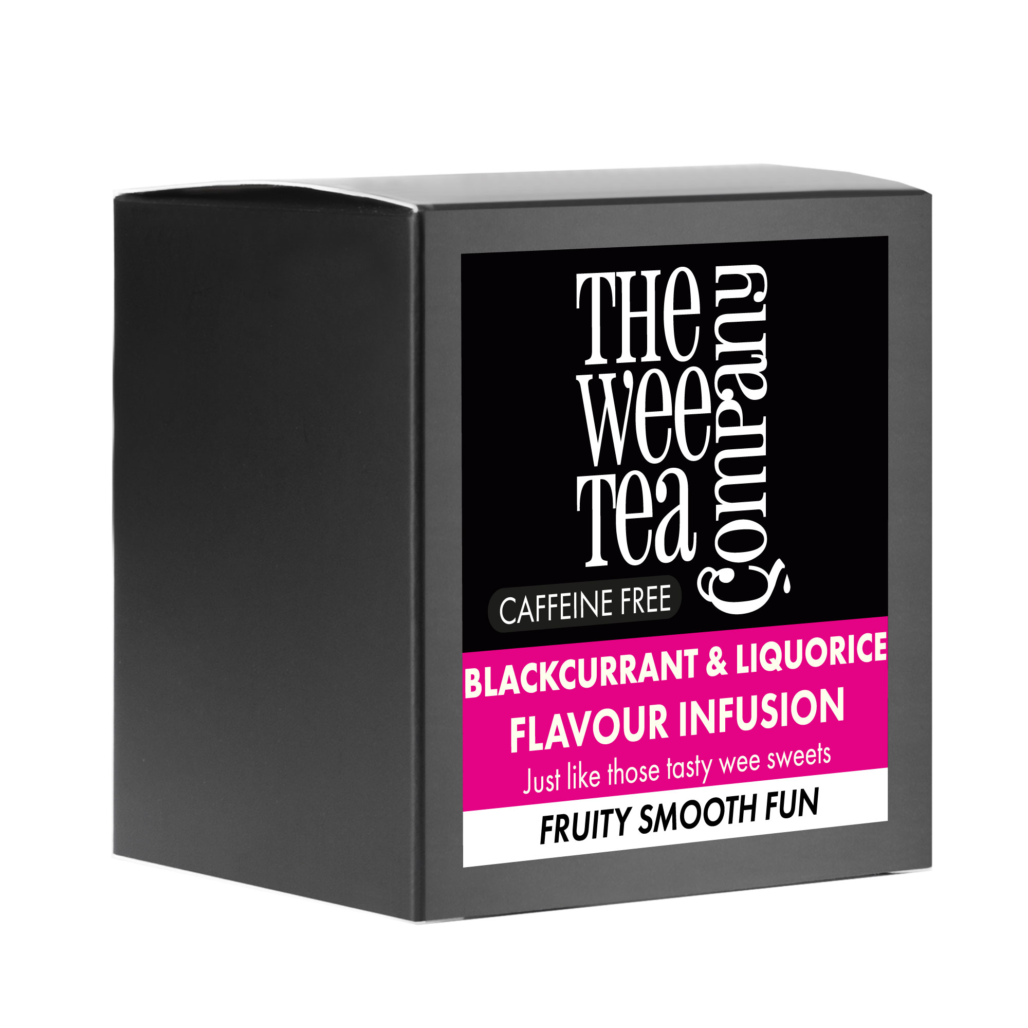Blackcurrant and Liquorice Tea Infusion