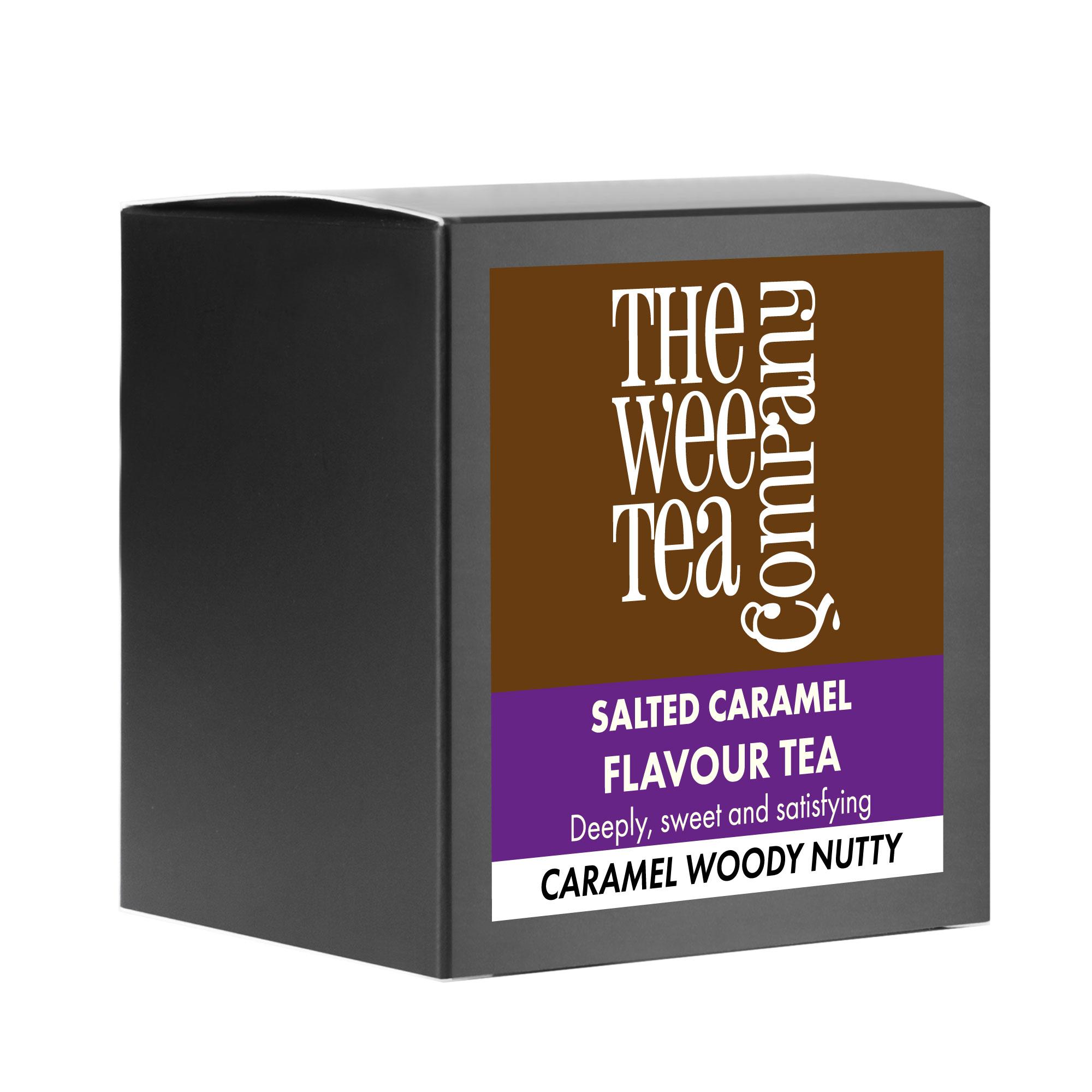 Salted Caramel Oolong Tea