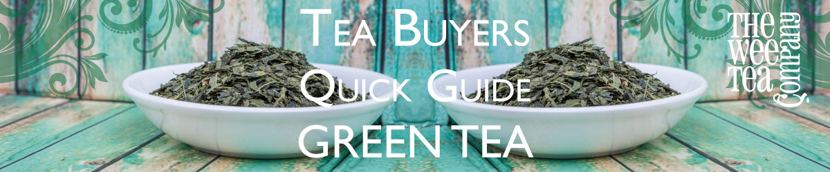 Green Tea Buyers Guide 1