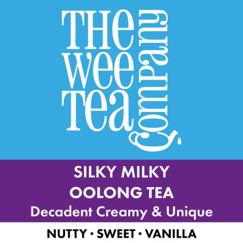 Silky Milky Oolong Tea