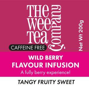 Wild Berry Tea Infusion