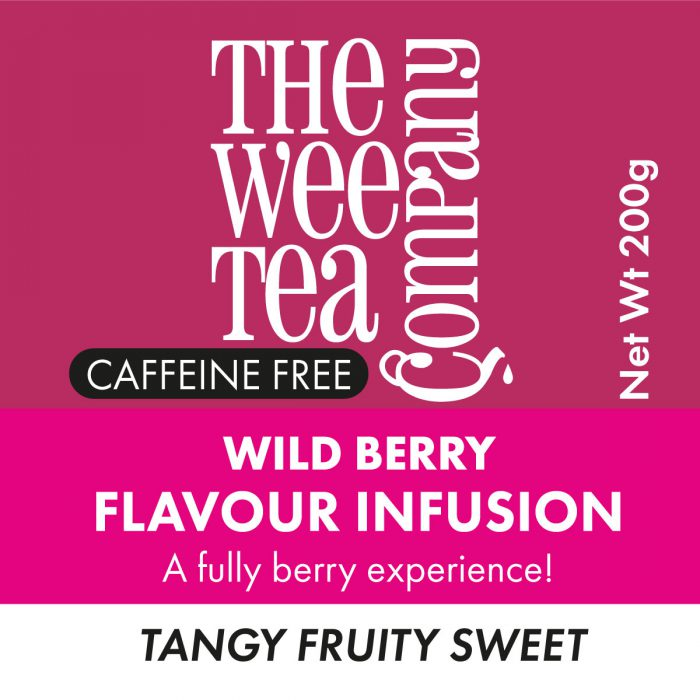 Wild Berry Tea Infusion