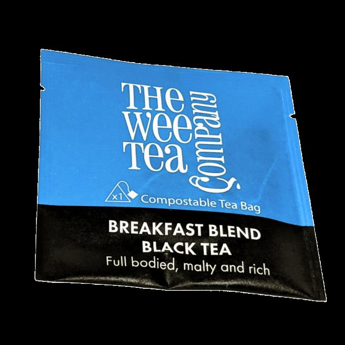 Individual Wrapped Breakfast Tea Bag