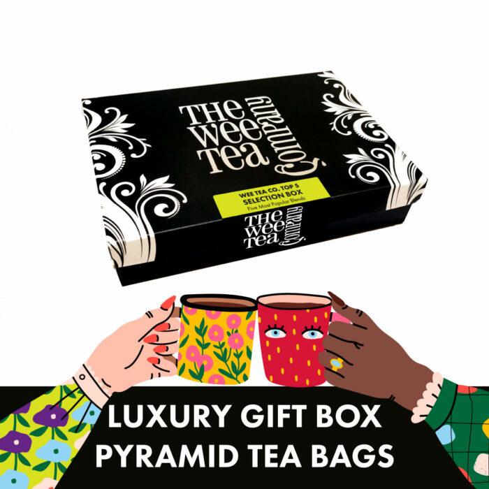 Luxury Gift Box of Tea Bags