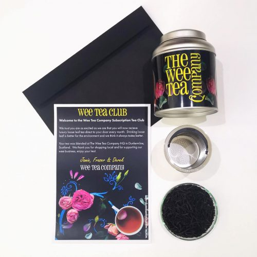 Tea Subscription from The Wee Tea Company