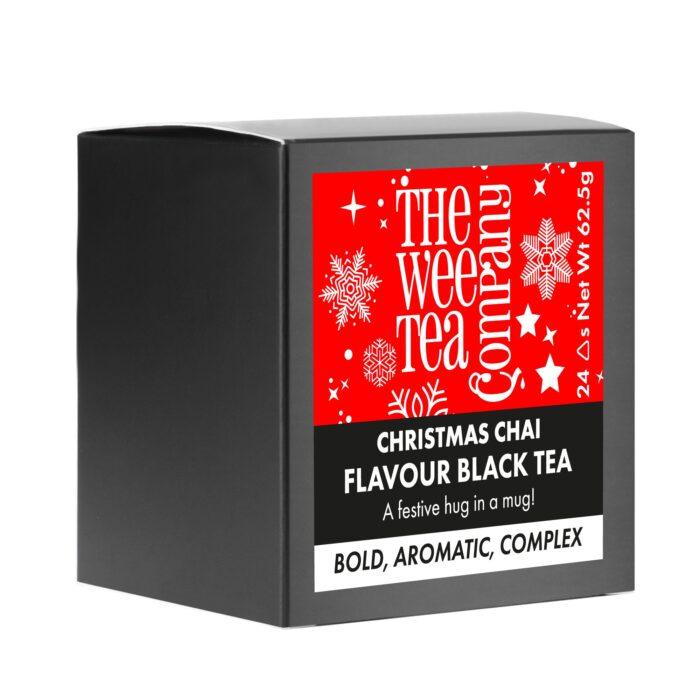 christmas tea - wee box