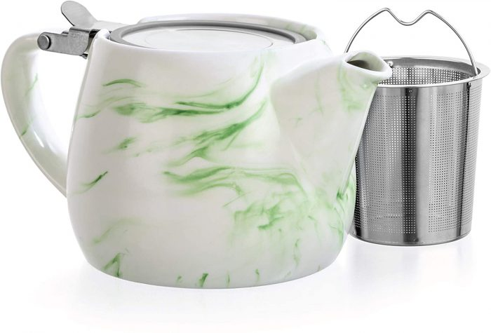 Charon Loose Leaf Teapot - green