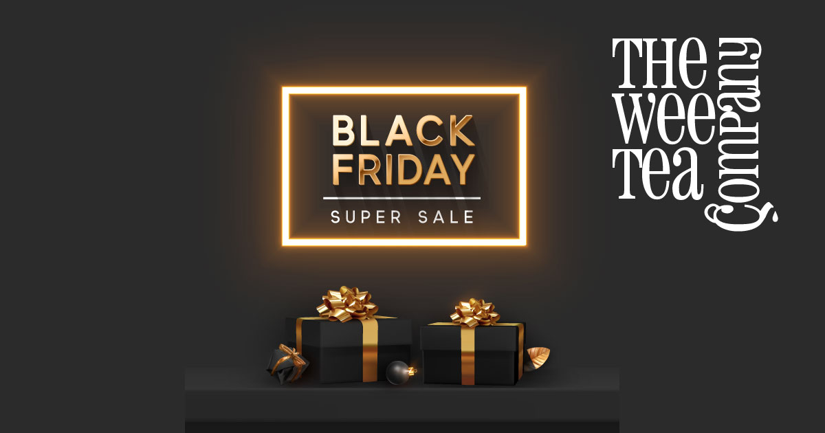 Black Friday Christmas Tea Offers